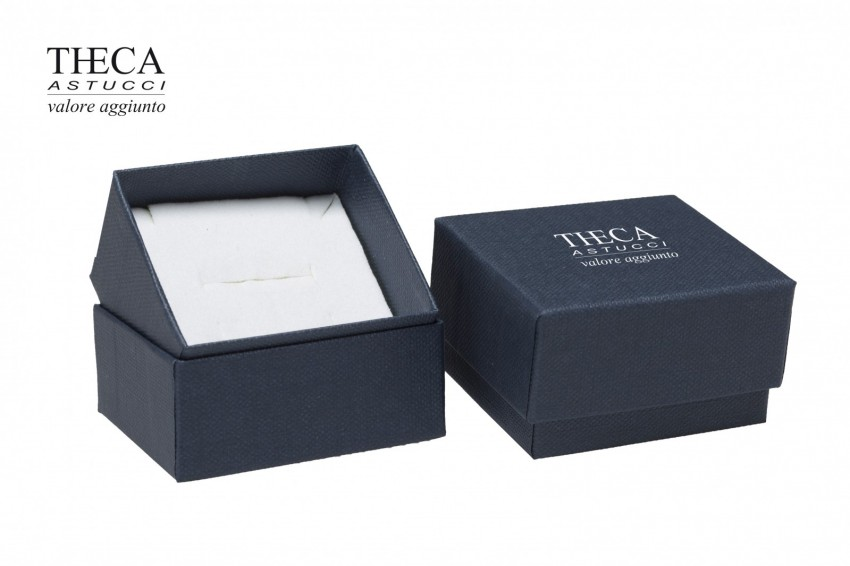 Jewelry box Carboard boxes Sofia Sofia ring 45x50x35(22) navy