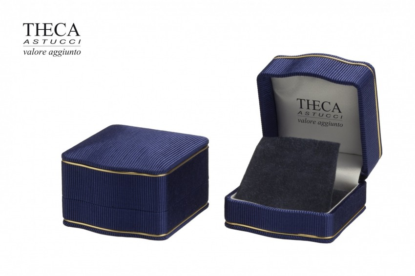 Jewelry boxes Jewelry box luxury Lord Lord presentation box for earring pendant 60x63x41 navy
