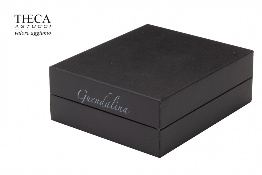 Jewelry boxes Jewelry box with name Solitario name Solitario presentation box for ring with led light 70x82x30