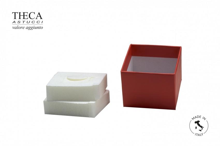 Living coral ring 58x58x46(35) + shopper