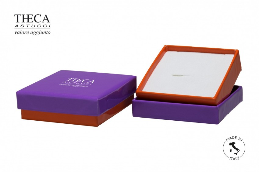 Presentation boxes Presentation boxes with gift bags Crazy Crazy presentation box with gitf bag for earrings 67x67x24(13)