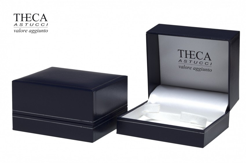 Jewelry box Wrapped boxes Thecaplus Thecaplus bangle 100x85x55 blue
