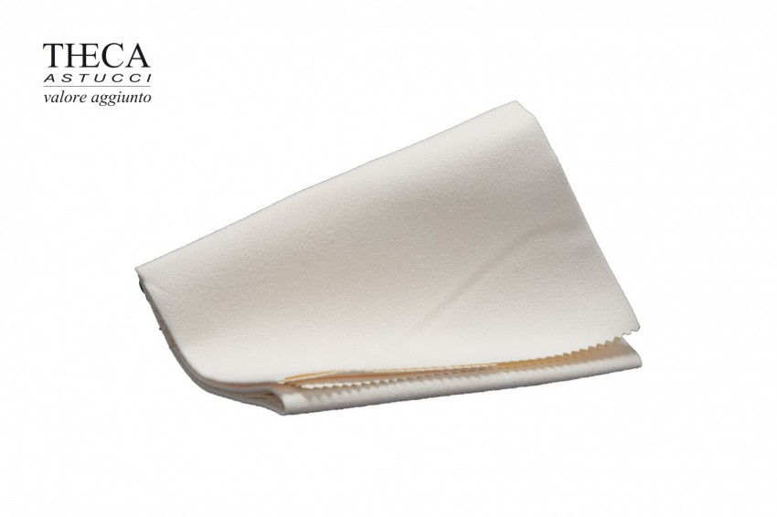 Card - warranty - gloves Cleaning cloth Sofly microfiber Sofly gold polishing cloth 300x400