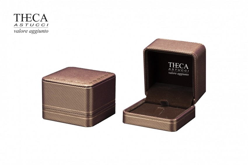 Jewelry boxes Jewelry box premium Lety Letizia presentation box for ring 70x70x47