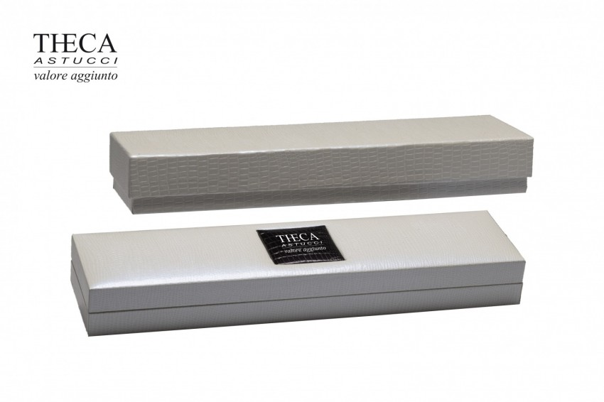 Presentation boxes Badget presentation boxes Outlet Gotha presentation box for bracelet 244x59x26 ivory