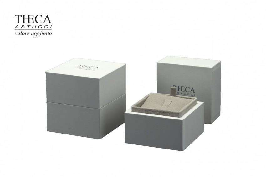 Jewelry boxes Jewelry box premium Cubo Cubo presentation box for ring cufflink 75x75x76