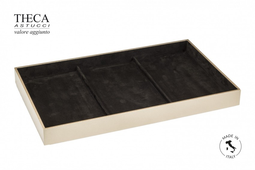 Jewelry display Trays taylor made Chloe Chloe tray for 3 universali 121x220 mm 376x226x33