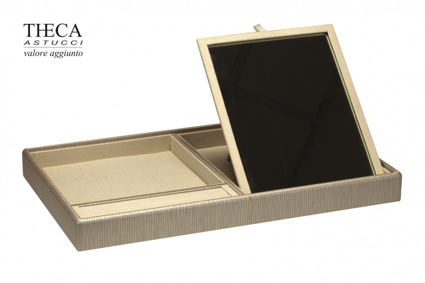 Jewelry supplies Jewelry trays Hector V Hector tray universal with mirror 340x210x50