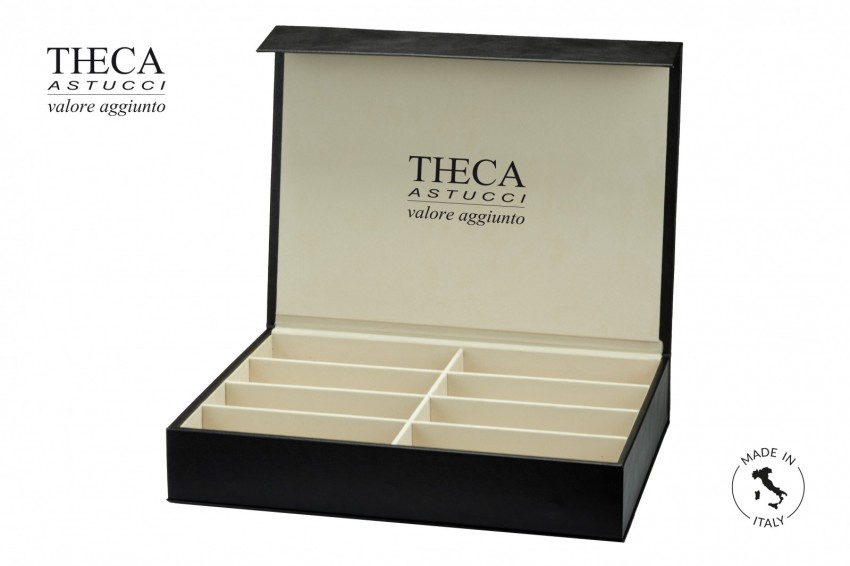 Jewelry display Collection box taylor made Gallery Gallery collecion box 8 glasses 350x260x60