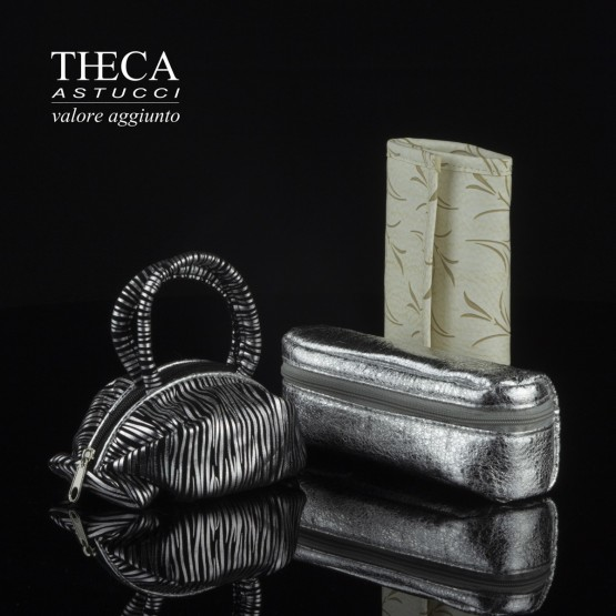 Jewelry soft cases / Jewelry travel pouch / Tesorini