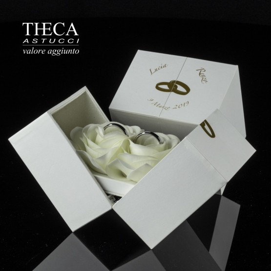 Jewelry boxes / Jewelry box with name / Sposa name