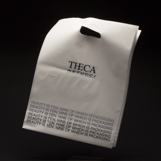 Shopper for jewelry box 1200 EASYBAG LDPE shopping bag