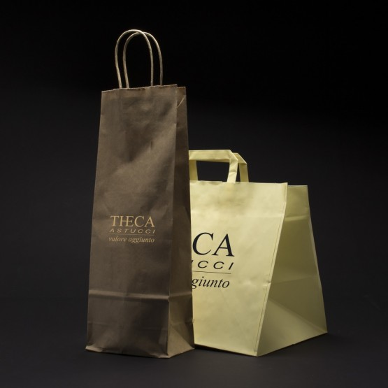 Shopper for jewelry box 443 FOOD Shopping bag